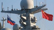 China, Russia begin naval drills near North Korea