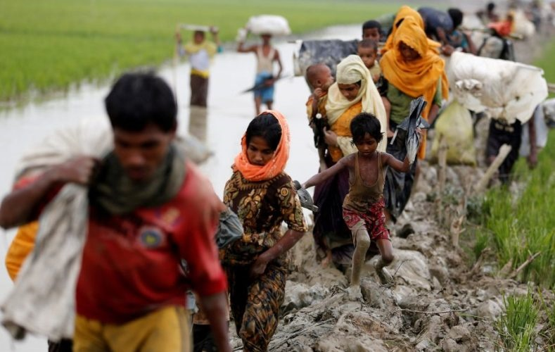 Human Rights Watch urges new Myanmar sanctions over Rohingya crisis