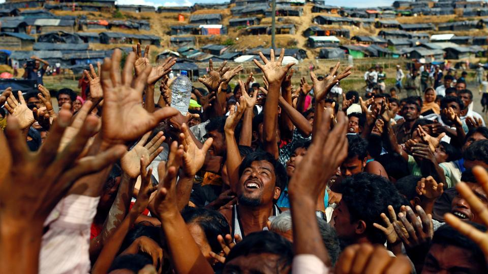 Rohingyas are security threat, India govt tells Supreme Court
