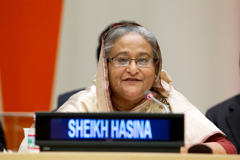 Prime Minister reaffirms Bangladesh's commitment to end sexual abuse of peacekeepers