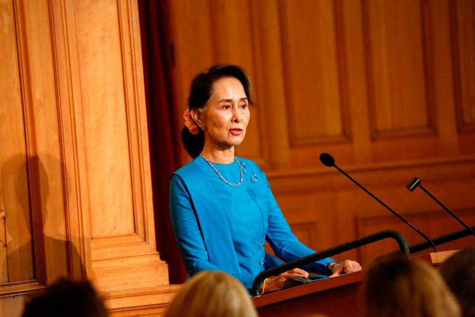 Govt wants peace not conflict, working for stability: Suu Kyi on Rohingya crisis