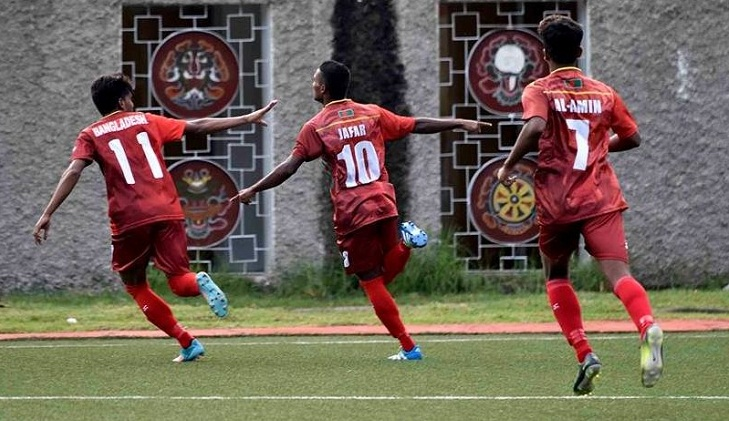 Focus to win SAFF championship trophy: U-18 team head coach
