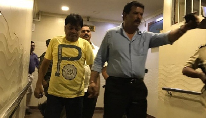 Dawood Ibrahim's brother Iqbal Kaskar arrested in Mumbai