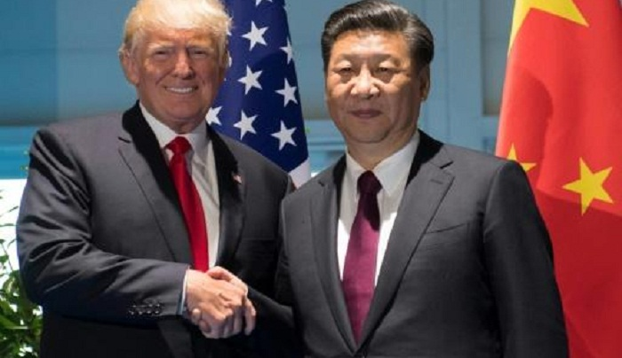 Trump, Xi for 'maximizing pressure' on N. Korea