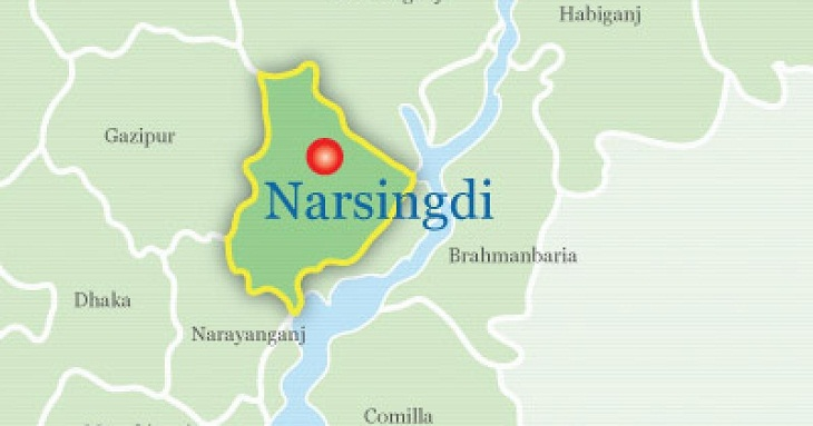 Two killed in Narsingdi road accident