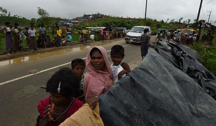 New emergency shelters ready to welcome Rohingya refugees: UNHCR