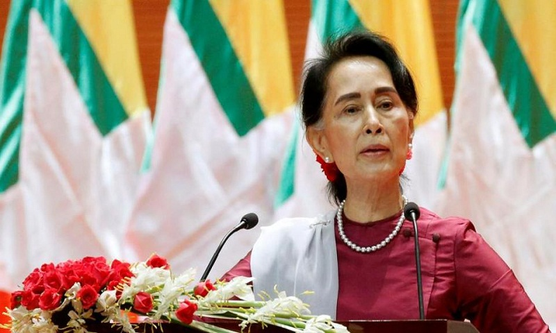 Rohingya crisis: 5 key takeaways from Aung San Suu Kyi's address