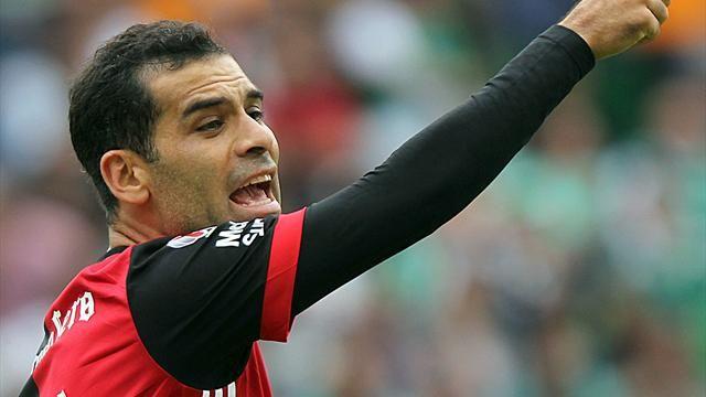 Mexico star Marquez back at Atlas after US drug sanctions