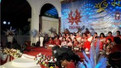 Mahalaya is being celebrated