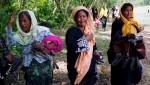 Fled Rohingya Muslims reject Suu Kyi's claims