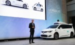 Intel, Waymo, expand self-driving car collaboration