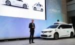 Intel, Waymo, expand self-driving car collaboration