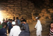 5,314 sacks hoarded rice found in Rajshahi