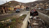 Hurricane Maria batters Dominica as category five storm