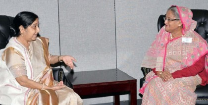 Hasina woos global support at UNGA over Rohingya issue