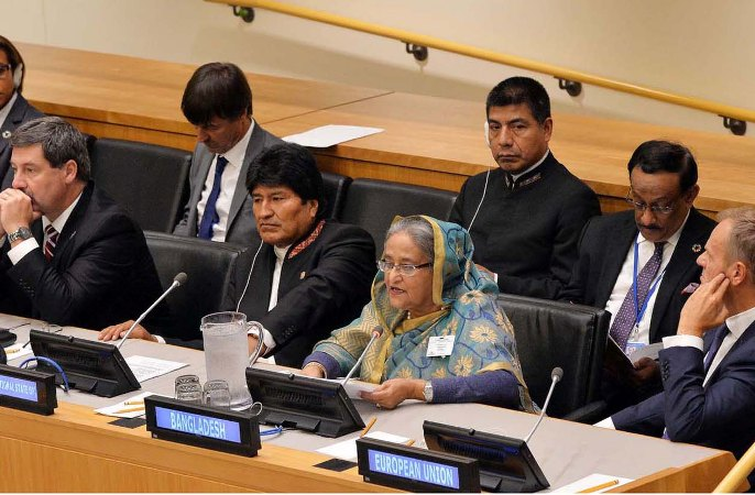 Prime Minister for bringing climate justice to forefront of global pacts