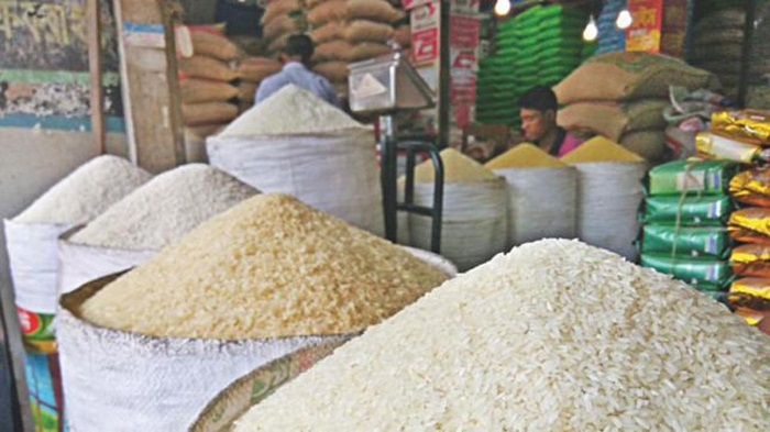 Rice prices decline from Wednesday