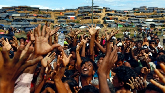 Korea to provide $1.5m aid for Rohingya people in Bangladesh