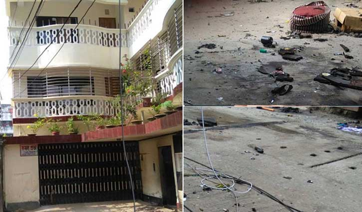 Mirpur militant den: House owner put on 3-day remand