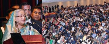 Go for wide publicity of our success stories: Prime Minister urges expatriate party workers