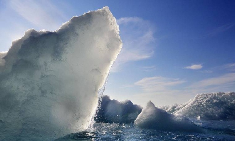 Arctic sea ice extent eighth lowest on record: NASA
