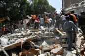 7.1 magnitude quake kills 139 as buildings crumble in Mexico (Video)