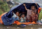 Government allocates Tk 40 crore for roads in Rohingya camps