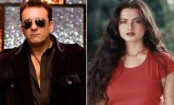 Did Sanjay Dutt and Rekha have a secret wedding in the 1980s?