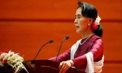 Suu Kyi explains why she didn't name 'Rohingyas' in state address