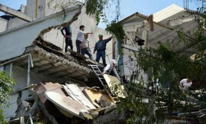 At least 226 die in huge Mexico quake (Video)