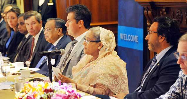 Prime Minister asks top US businesses to be partner of prosperity