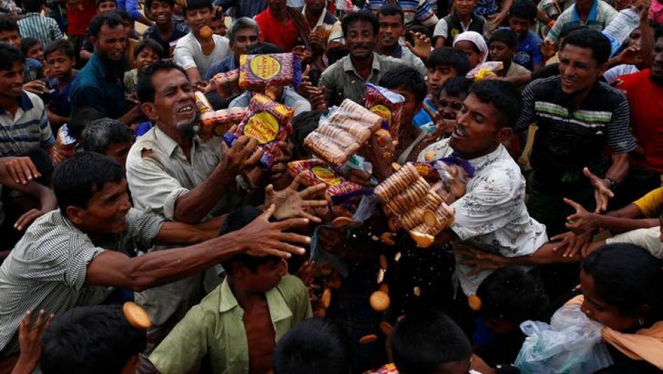 Maya assures of assisting Rohingyas until their return