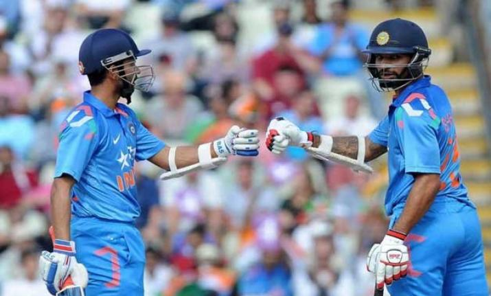 India elects to bat against Australia in 2nd ODI