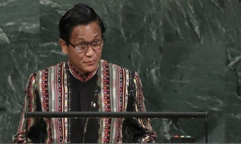 Rohingya crisis: Myanmar VP 'concerned' about Rakhine exodus