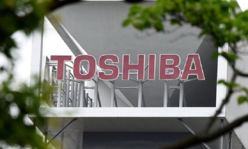 Toshiba to sell chip unit for $18bn to plug losses