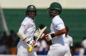 Bangladesh bat after winning toss against South Africa Invitational XI