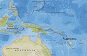 Powerful 6.4 quake off Vanuatu, no damage reported
