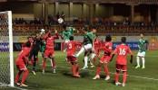 Bangladesh beat Maldives 2-0 in SAFF Football