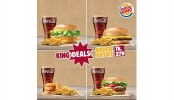 Burger King brings back coupons with exciting King Deals