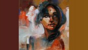 Solo painting show 'Surrounding Faces' begins Friday