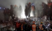 Mexico earthquake: Race to find survivors under collapsed school
