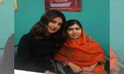 Priyanka Chopra shares picture with Malala Yousafzai