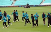 Tigers' lone three-day warm-up match today