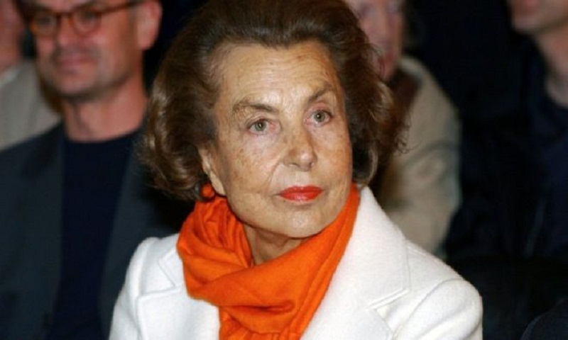 World's richest woman L'Oreal heiress Liliane Bettencourt dies at 94