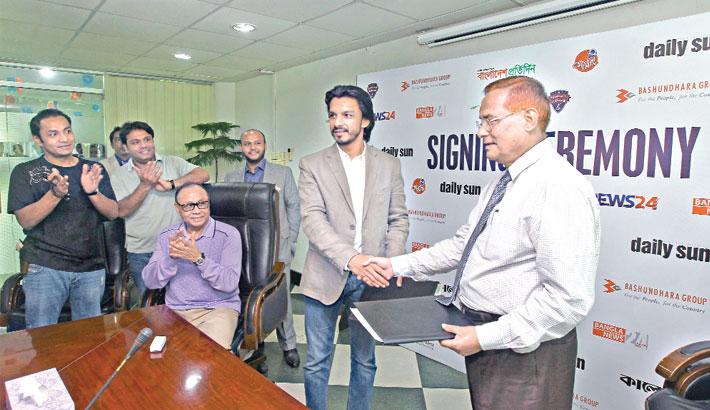 EWMGL becomes media partner of Rangpur Riders