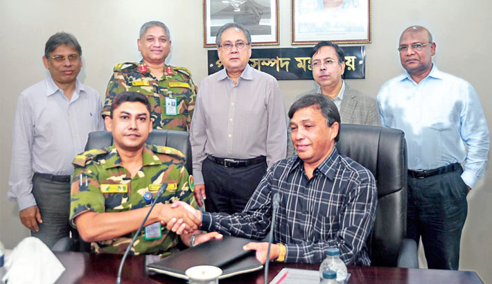 Army, BWDB reach agreement to improve DND drainage system