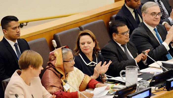 PM reiterates call for creating global fund for water