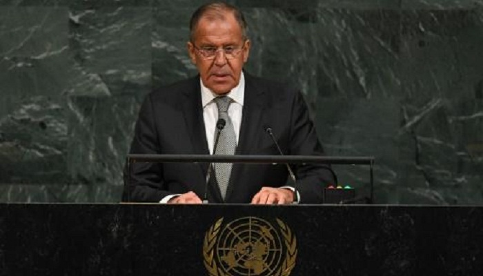 Russia at UN slams 'military hysteria' over N. Korea