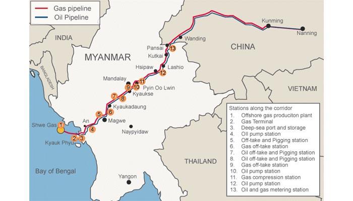 Business ties complicate Muslim states' response to Rohingya