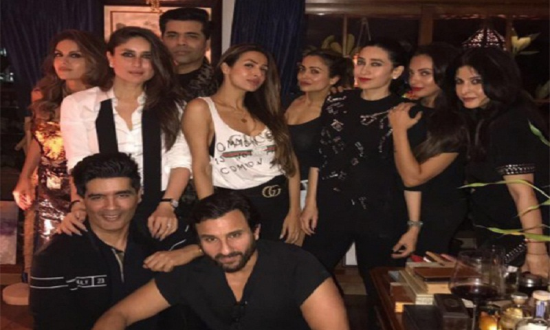 Saif Ali Khan celebrates wife Kareena Kapoor Khan's birthday with grand bash